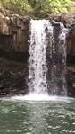 Twin Falls Hike (slow-mo video 24s)